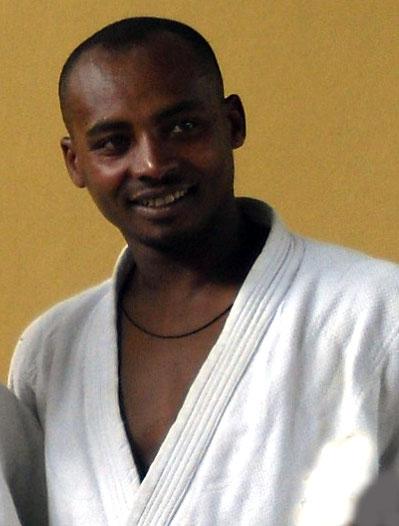 Seifu and Konjit-Judo-Athlets